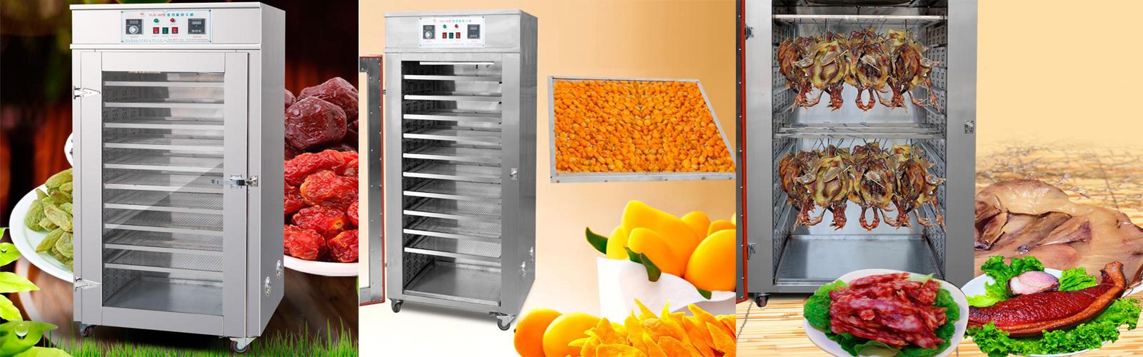 Suszarnie do warzyw i owoców